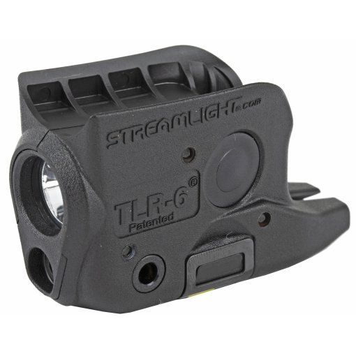 Streamlight TLR-6 Subcompact Gun Mounted Tactical Light w:Red Laser