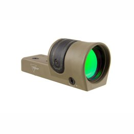 Trijicon 42mm Reflex Amber 6.5 MOA Dot Flat Dark earth