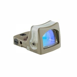Trijicon RMR Dual-Illuminated Sight 9.0 MOA Green Dot FDE Review