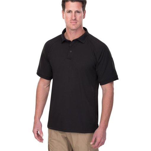 Vertx Mens Coldblack Short Sleeve Polo