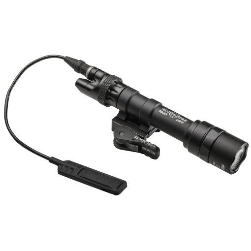 SureFire M622 Ultra Scout Light with DS07 Switch Assembly and ADM Weapon Mount