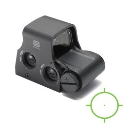 Eotech XPS2 Green Reticle Review