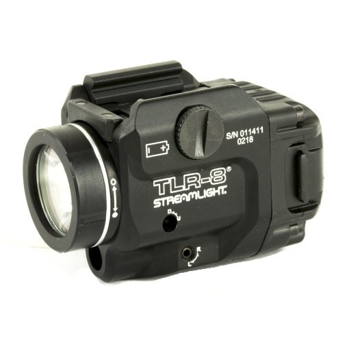 Streamlight TLR-8 500 Lumen Tactical Weapon Light