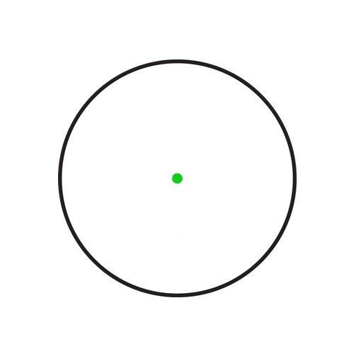 HE403B-GR Elite Green Dot Reticle