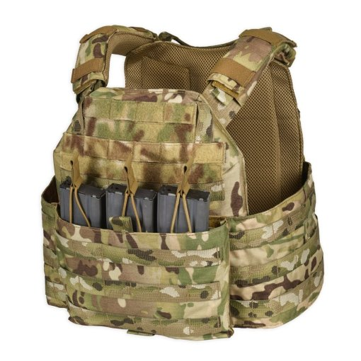 CHASE Tactical MEAC Plate Carrier