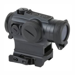 Holosun Dual Green Reticle W:QR Mount and Lens caps