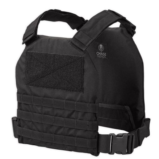 Chase Tactical Quick Response Carrier (QRC) Black