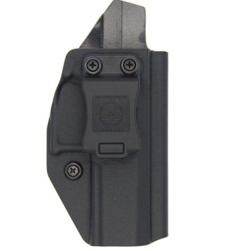 C&G CZ P10c IWB Covert Kydex Holster - Quickship 1