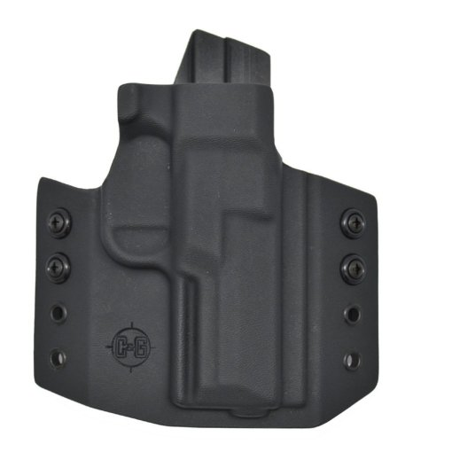 C&G FN 509 OWB Covert Kydex Holster - Quickship 1