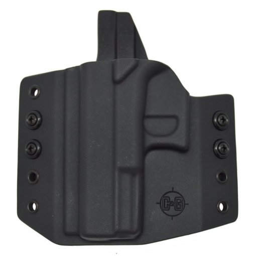 C&G Glock 19-23 OWB Covert Kydex Holster - Quickship 4