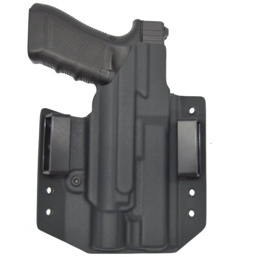 C&G Glock 34-17-19 X200-X300-XH35 OWB Tactical Kydex Holster - Quickship 6