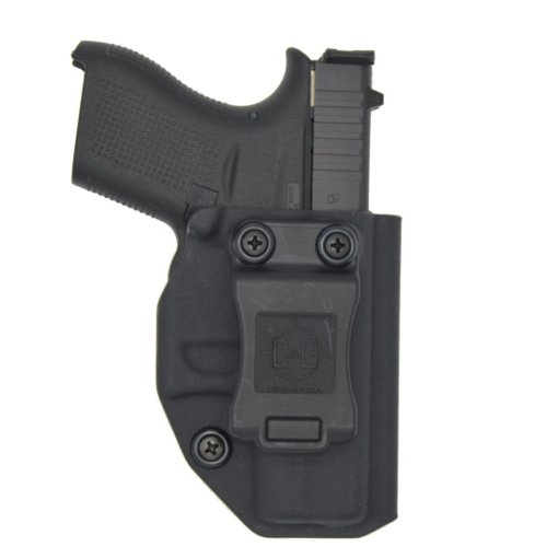 C&G Glock 42 IWB Covert Kydex Holster - Quickship 2