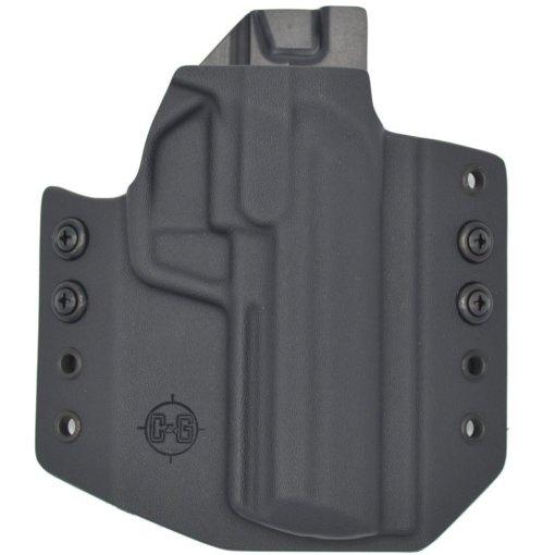 C&G H&K HK45 OWB Covert Kydex Holster - Quickship 1