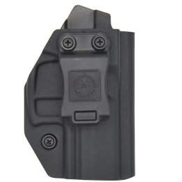 C&G H&K P30sk IWB Covert Kydex Holster - Quickship 1