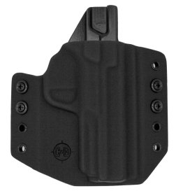 C&G Smith & Wesson M&P 9-40 4.25 OWB Covert Kydex Holster - Quickship 1