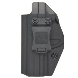 C&G Smith & Wesson M&Pc (Compact) 2.0 4-inch IWB Covert Kydex Holster - Quickship 4
