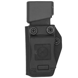 C&G Universal (IWB-OWB) Compatible Single Kydex Magazine Holder - Quickship 1