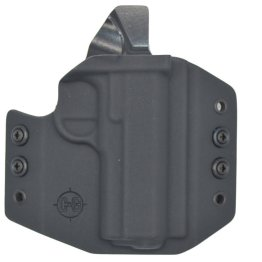 C&G Kimber 1911 3.5 OWB Covert Kydex Holster - Quickship 1