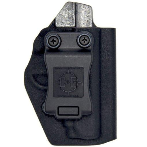 C&G Kimber Micro 380 IWB Covert Kydex Holster - Quickship 1