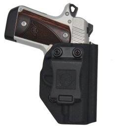 C&G Kimber Micro 9 IWB Covert Kydex Holster - Quickship 2