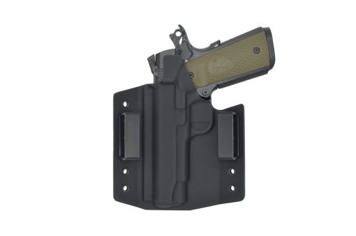 C&G Springfield Armory 1911 4.25 OWB Covert Kydex Holster - Quickship 2