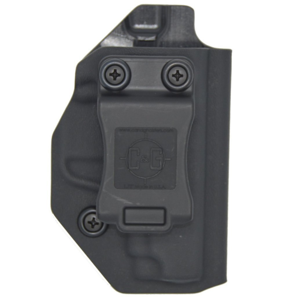 C&G Springfield Armory 911 IWB Covert Kydex Holster - Quickship