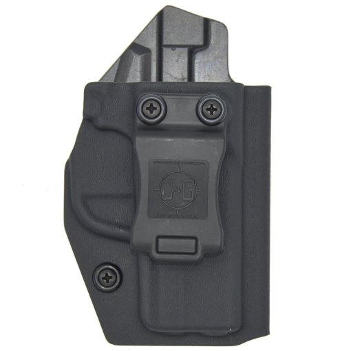 C&G Springfield Armory XD-E IWB Covert Kydex Holster - Quickship 1