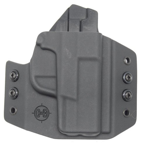 C&G Springfield Armory XDs 3.3 OWB Covert Kydex Holster - Quickship 1