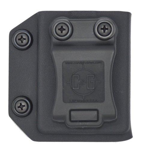 C&G Trailblazer Lifecard .22 IWB-OWB Covert Kydex Holster - Quickship 1