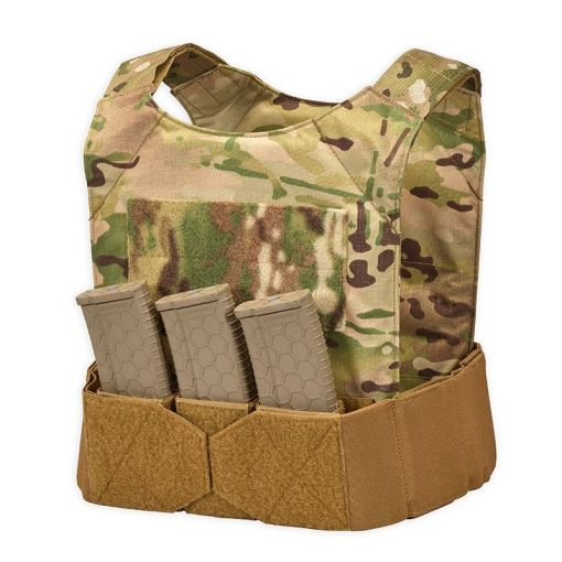 Chase Tactical Low Profile Plate Carrier M1 MC