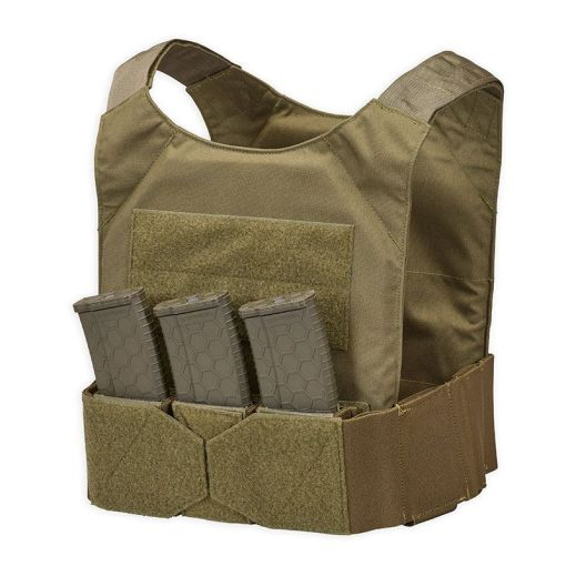 Chase Tactical Low Profile Plate Carrier M1 Ranger Green