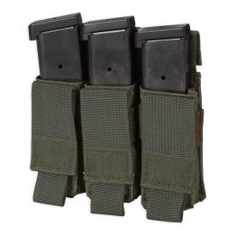 Triple Pistol Mag Pouches