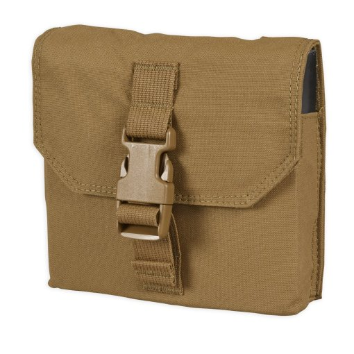 Chase Tactical Single .50 Cal. Mag Pouch - Coyote