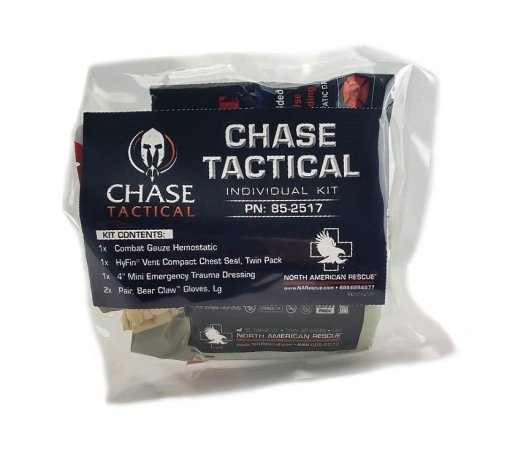 Chase Tactical EDC Medical Kit
