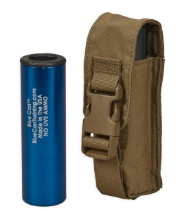 Flashlight/Suppressor Pouches