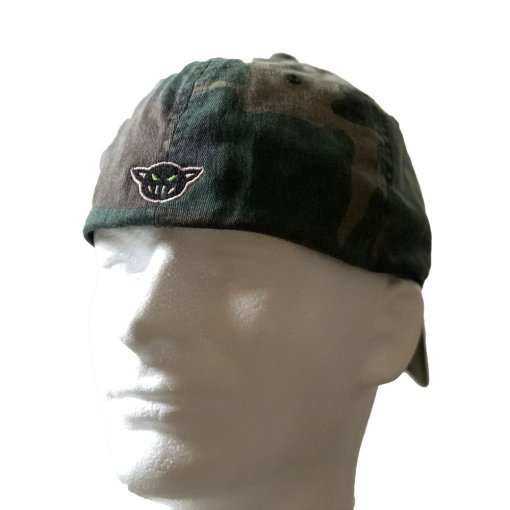 Woodland Ball Cap Fitted BSW