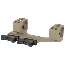 WARNE QDXSKEL Quick Detach Scope Mount Tan 30MM