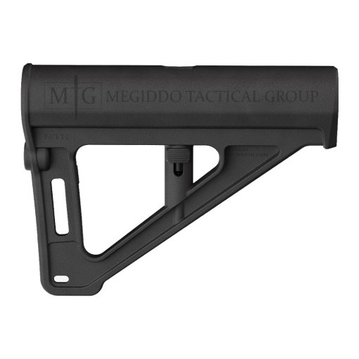 Magpul BTR Brace and QD