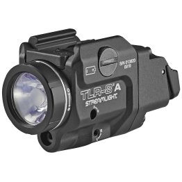 Streamlight TLR-8A Flex 500 Lumen W/ Red Laser
