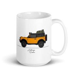 MTG Bronco 15oz Mug