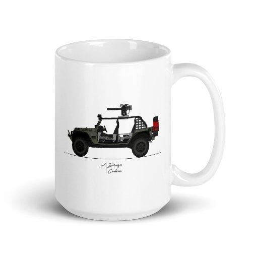 MTG Defend the Republic 15oz Coffe Mug