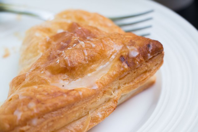 Apple Turnover from Pure Grain