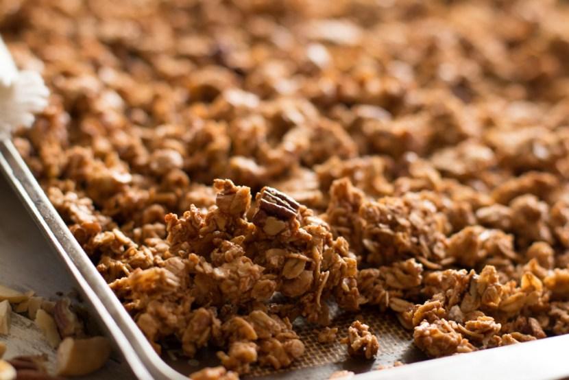 Granola Protein Power