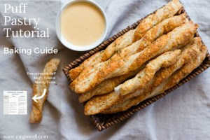Puff Pastry Tutorial Baking Guide | www.megiswell.com