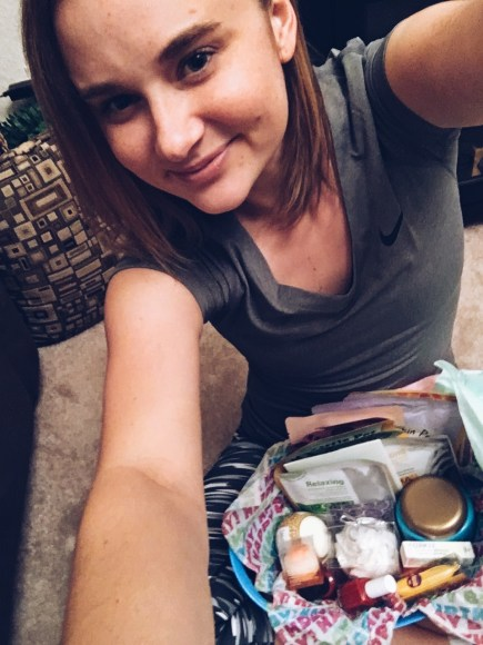 May 12 2016: A birthday surgery care package