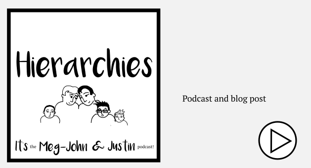 hierarchies and why they are bad for relationships
