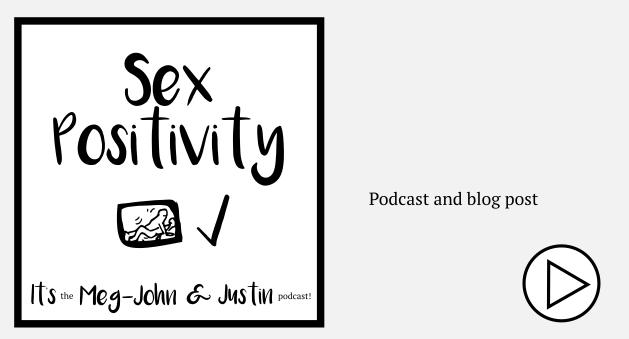 sex positivity - Meg-John & Justin