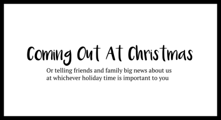 coming out at christmas