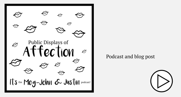 public displays of affection podcast and blog
