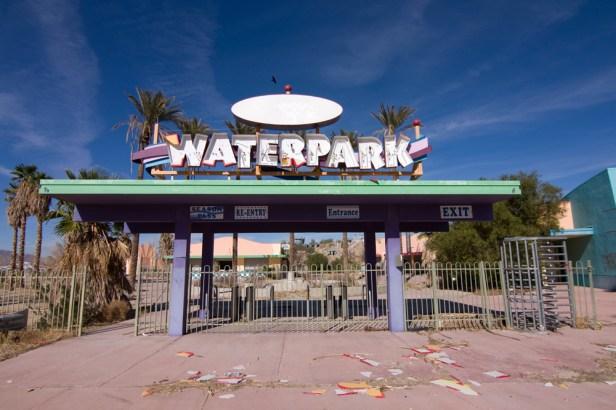 Rock-A-Hoola Waterpark by Michael Alan Goldberg
